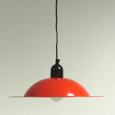 Lampiatta hanging lamp from the seventies by Jonathan De Pas for Stilnovo