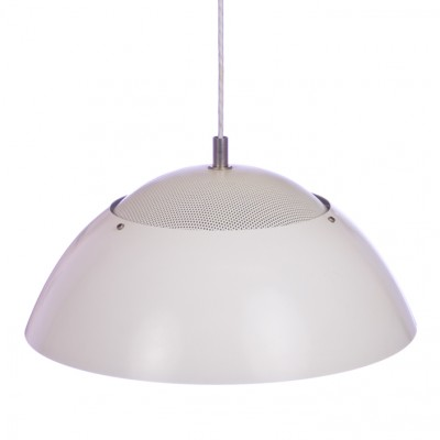 Safari hanging lamp from the sixties by Peter Hvidt for Nordisk Solar