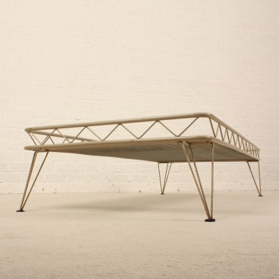 Industrial style 'Arielle' daybed by Wim Rietveld for Auping