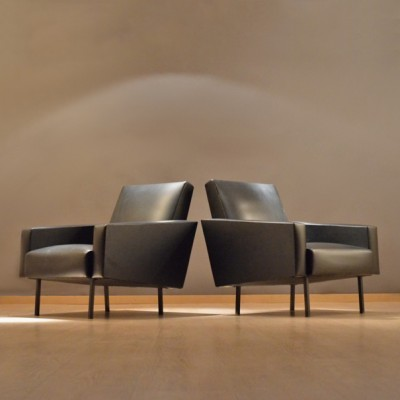Star Lounge Chair by Pierre Guariche for Meurop