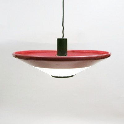 Gaia A425 hanging lamp by Ezio Didone for Arteluce, 1980s