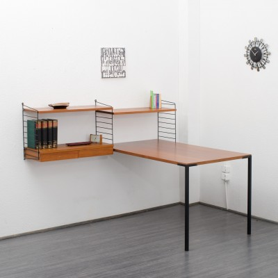 Writing Desk by Nisse Strinning for String Design AB