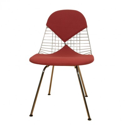DKX dinner chair from the fifties by Charles & Ray Eames for Vitra