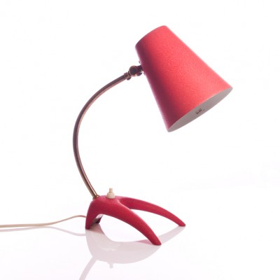 B-52 desk lamp by EWÅ, 1950s