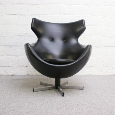 Jupiter Lounge Chair by Pierre Guariche for Meurop