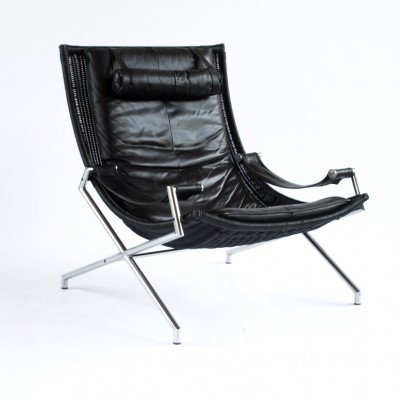 DES serie Lounge Chair by Gerard van den Berg for Rohé Noordwolde