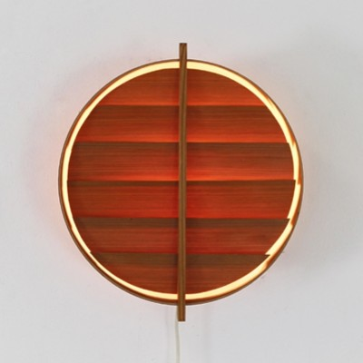 Wall Lamp by Hans Agne Jakobsson for Markaryd