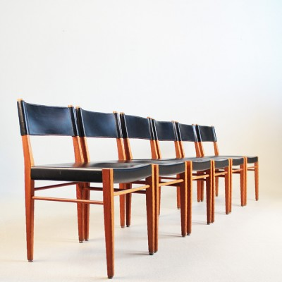 Dinner Chair by Helmut Magg for Unknown Manufacturer