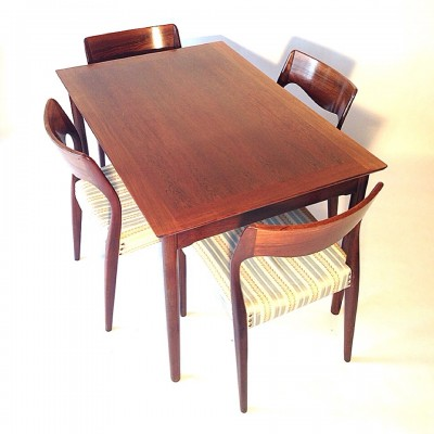 Dining Table by Niels Otto Møller for Unknown Manufacturer