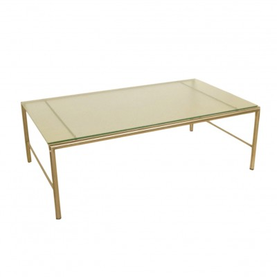 Coffee table by Leo Schrader for Bastone, 1990s