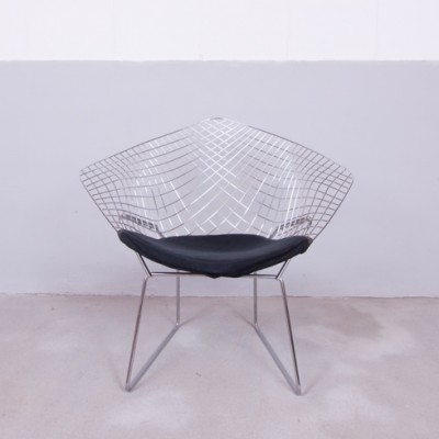 Daimond Lounge Chair by Harry Bertoia for Knoll International