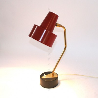 Desk Lamp by Pierre Guariche for Disderot