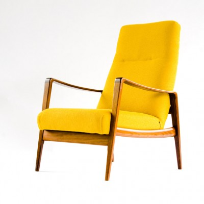Lounge Chair by Arne Wahl Iversen for Komfort