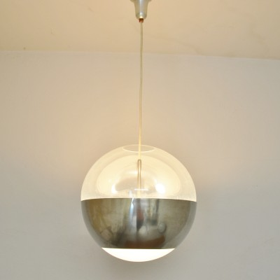 LUNA hanging lamp by Artiforte, 1950s