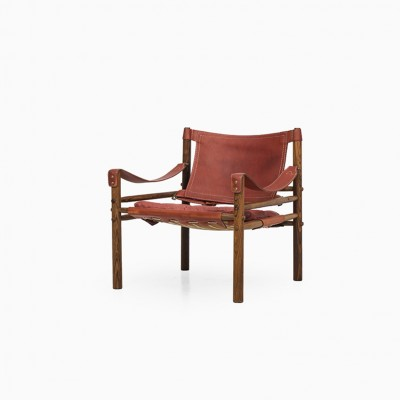 Sirocco Lounge Chair by Arne Norell for Arne Norell AB