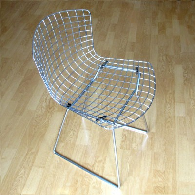 Dinner Chair by Harry Bertoia for Knoll