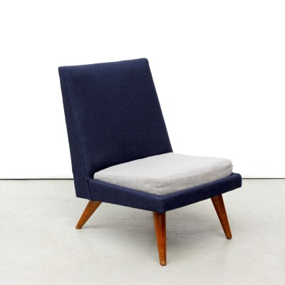 Lounge chair by Alf Nilsson for Knolls Eftr, 1950s