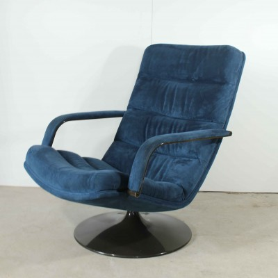 141 Lounge Chair by Geoffrey Harcourt for Artifort