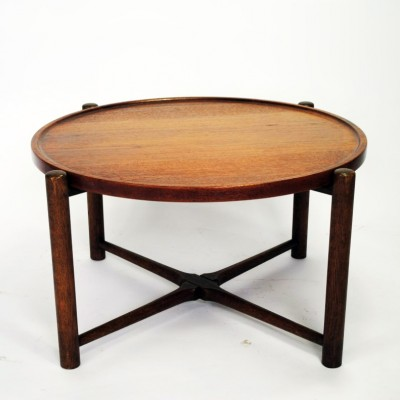Coffee table by Hans Wegner for Andreas Tuck, 1940s