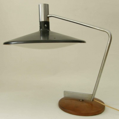 Desk lamp by Rico & Rosemarie Baltensweiler for Baltensweiler AG, 1960s