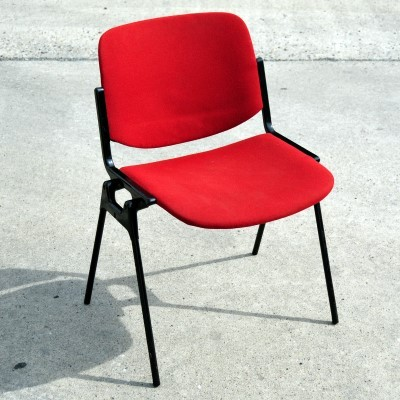 Dinner Chair by Giancarlo Piretti for Castelli