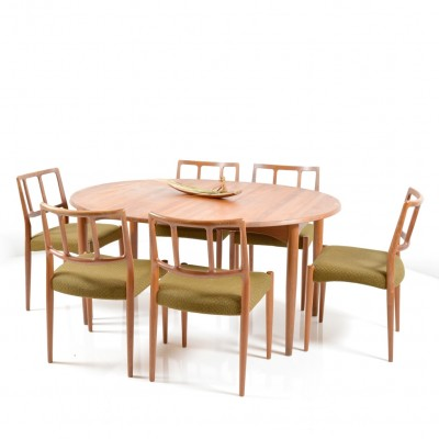 Dining Table by Unknown Designer for Unknown Manufacturer