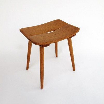 Stool by Jacob Müller for Wohnhilfe, 1950s