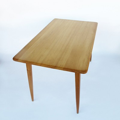 Dining table by Jacob Müller for Wohnhilfe, 1950s