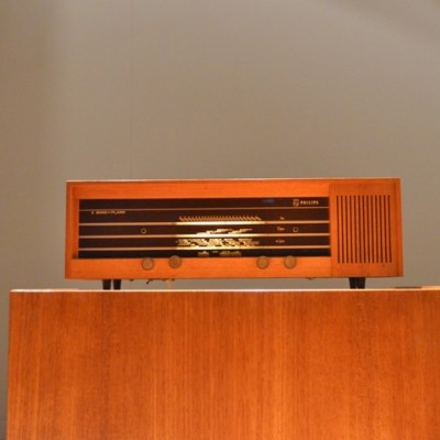 Radio Unit by Unknown Designer for Philips