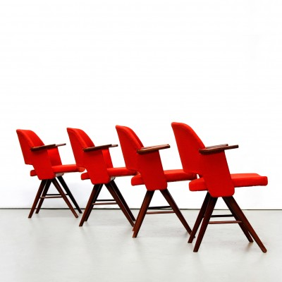 FT30 Dinner Chair by Cees Braakman for Pastoe