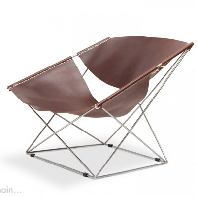 Butterfly Lounge Chair by Pierre Paulin for Artifort