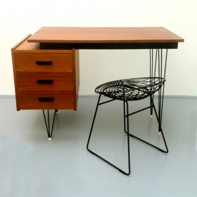 Writing Desk by Cees Braakman for Pastoe