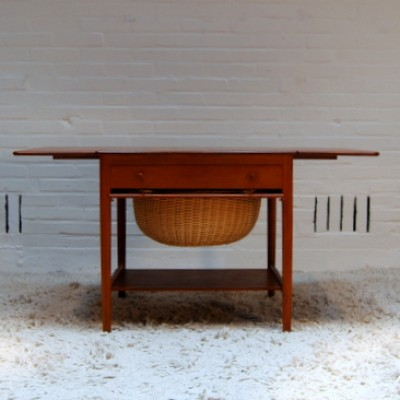 AT-33 side table by Hans Wegner for Andreas Tuck, 1950s