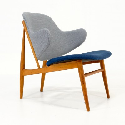 Lounge chair by Ib Kofod Larsen for Christensen & Larsen, 1940s