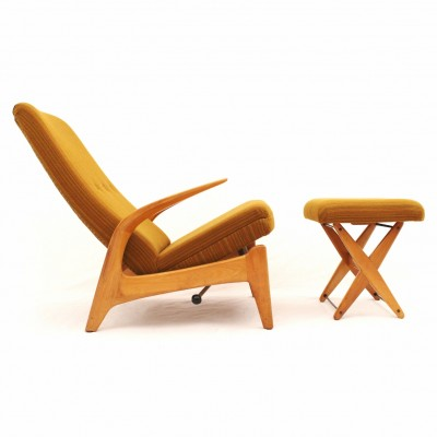 Rock n Rest lounge chair by Gimson & Slater, 1950s