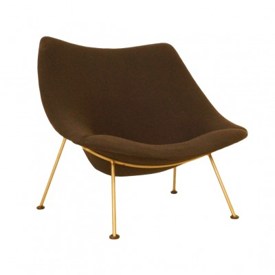 F157 Lounge Chair by Pierre Paulin for Artifort