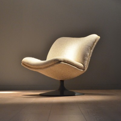 Swivel Lounge Chair by Geoffrey Harcourt for Artifort