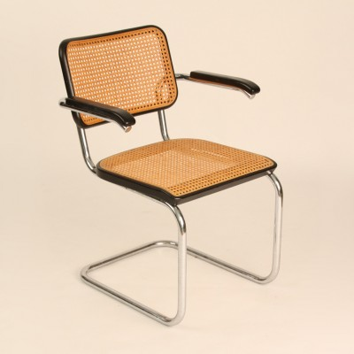 S64 Dinner Chair by Marcel Breuer for Thonet
