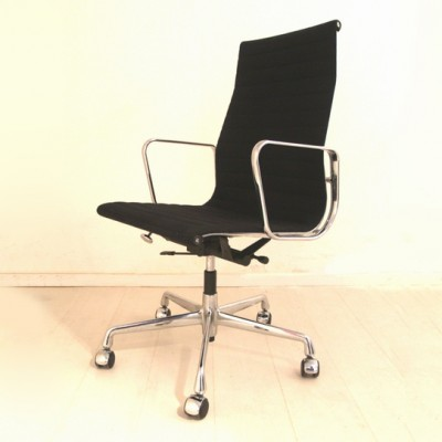 EA 119 office chair by Charles & Ray Eames for Vitra, 1980s