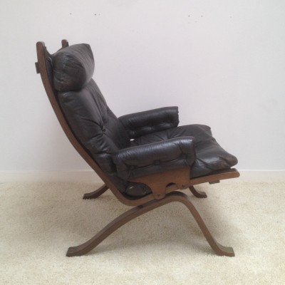 Lounge chair from the sixties by Ingmar Relling for unknown producer