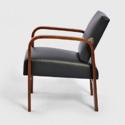 H - 73 lounge chair from the thirties by Jindřich Halabala for UP Závody Brno