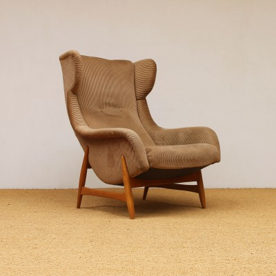 123B Lounge Chair by Unknown Designer for Artifort