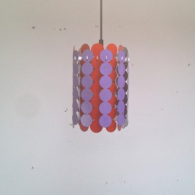 Hanging lamp from the sixties by Verner Panton for unknown producer