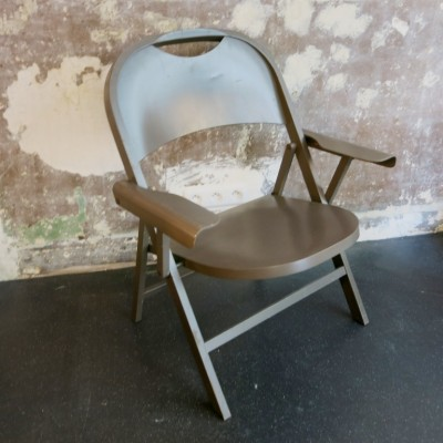 Ginevra lounge chair from the sixties by Achille Giacomo Castiglioni for Bonacina