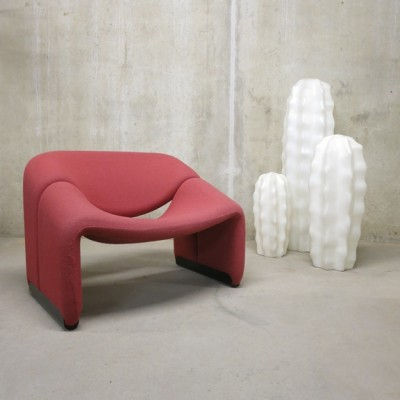 F598 Lounge Chair by Pierre Paulin for Artifort