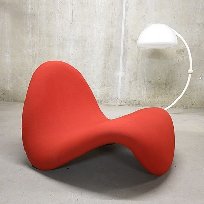 Tongue Lounge Chair by Pierre Paulin for Artifort