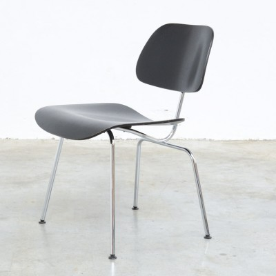 DCM Dinner Chair by Charles and Ray Eames for Vitra