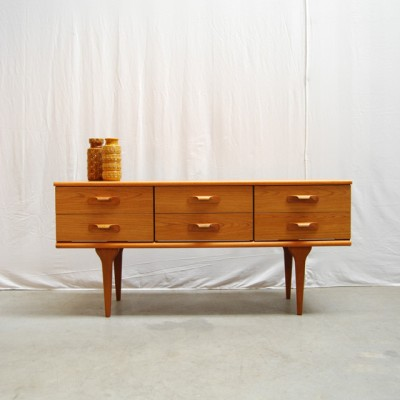 Austinsuite chest of drawers, 1950s