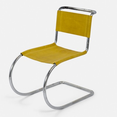 Cantilever MR 533 / MR 10 lounge chair from the thirties by Ludwig Mies van der Rohe for Mücke Melder