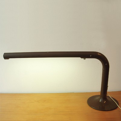 Desk lamp from the seventies by Anders Pherson for Ateljé Lyktan